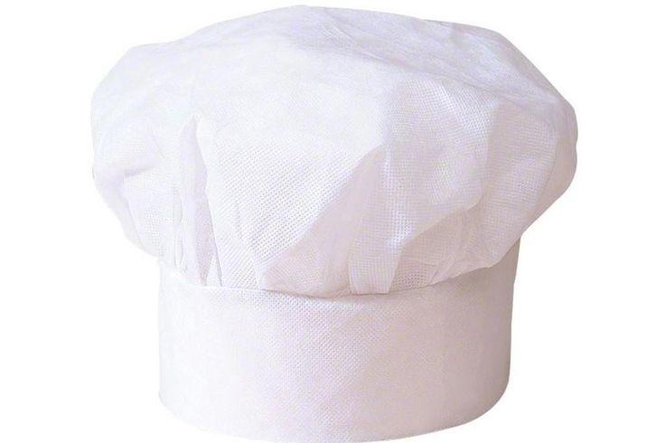Foto: Come fare un cappello da chef di carta