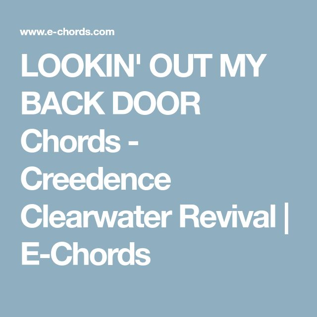 Best 25+ Creedence clearwater revival ideas on Pinterest ...