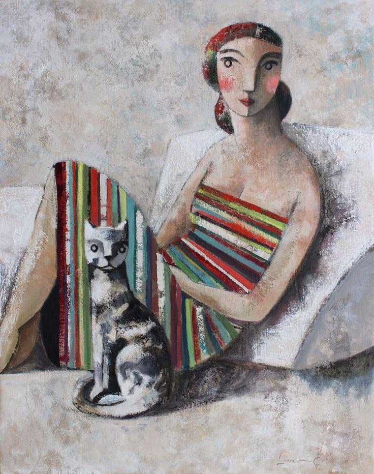 Ilustración de Didier Lourenço