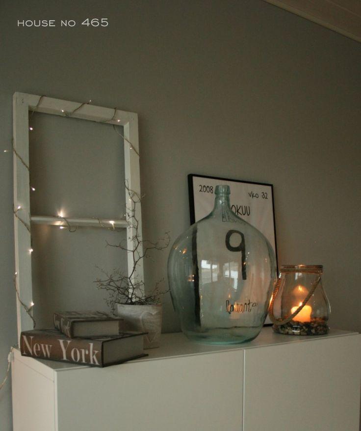 House No 465 #olohuone #livingroom #perfecthome #lyhty #candle