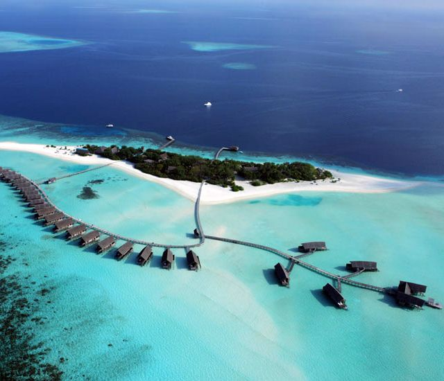 Cocoa Island Resort @ Maldives