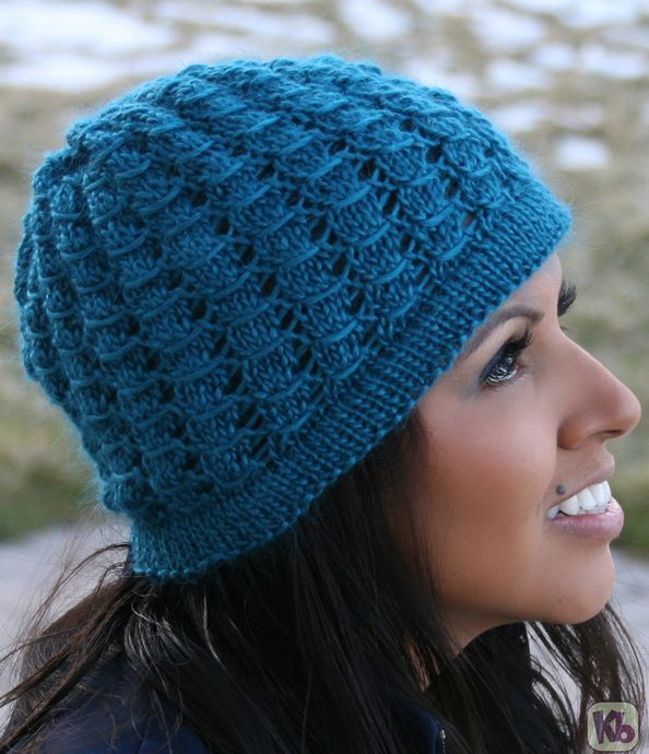 Famous Loom Knit Hat Pattern Crest - Easy Scarf Knitting Patterns ...