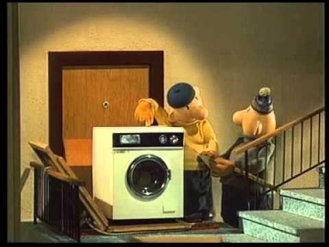 Sąsiedzi pralka