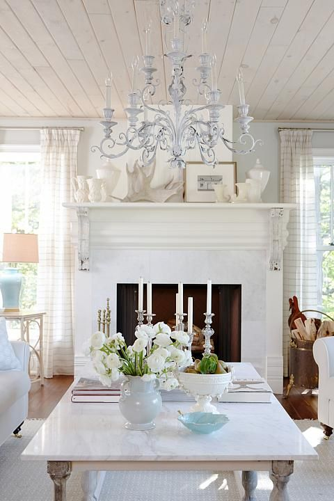 """The easiest """"ready to go"""" product I've found in Benjamin Moore's Wood Finish """"Pickling White"""" semi transparent stain."""