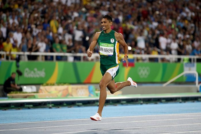 Wayde van Niekerk nominated for the Laureus World Breakthrough of the Year Award A stellar collection of the world's greatest Olympic and Paralympic stars from Rio de Janeiro have been nominated for the Laureus World Sports Awards, following a ballot by the world's media. http://www.thesouthafrican.com/wayde-van-niekerk-nominated-for-the-laureus-world-breakthrough-of-the-year-award/