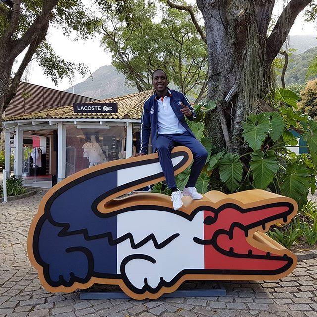 Pin for Later: 25 Athlètes Français Qui Vont Faire des JO L'évènement le Plus Sexy de la Saison Souleymane Cissokho Sport: Boxe Son Instagram: @souleycissokho