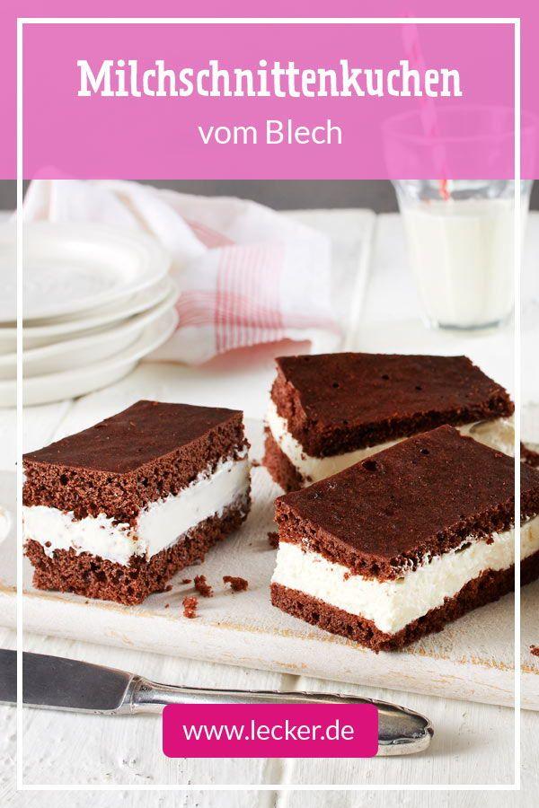 Milchschnittenkuchen Rezept Lecker Rezept Kuchen Und Torten Rezepte Lecker Kuchen Und Torten
