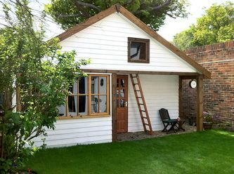 "Tiny House UK - ""Tiny House"" Garden Buildings, built in Surrey UK"