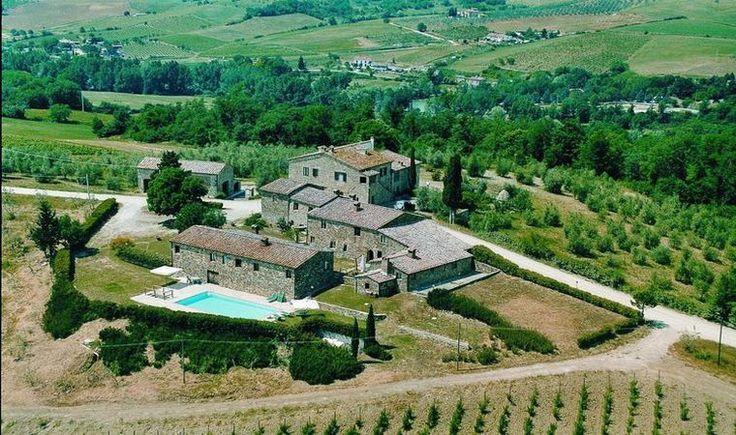 Natuurhuisje 19661 - vakantiehuis in Poggibonsi Agriturismo toscane