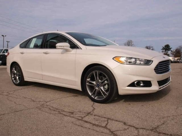 ford fusion 2013 options