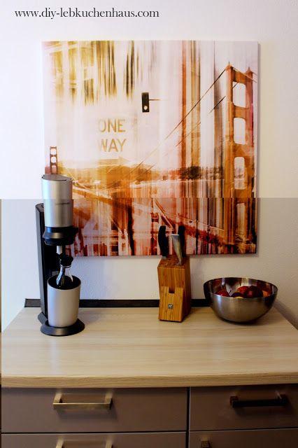 1000+ idéer om Küchendeko Bilder på Pinterest Lack hack og - wandbilder für die küche