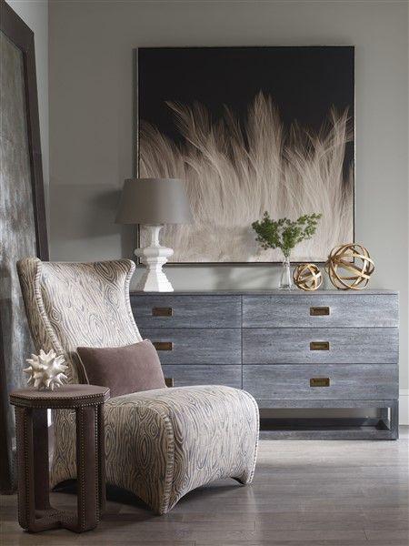 LUXURY FURNITURE | Vanguard Furniture: Room Scene | www.bocadolobo.com/ #luxuryfurniture #designfurniture