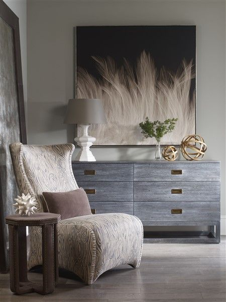 LUXURY FURNITURE | Vanguard Furniture: Room Scene | www.bocadolobo.com/ #luxuryfurniture #designfurniture