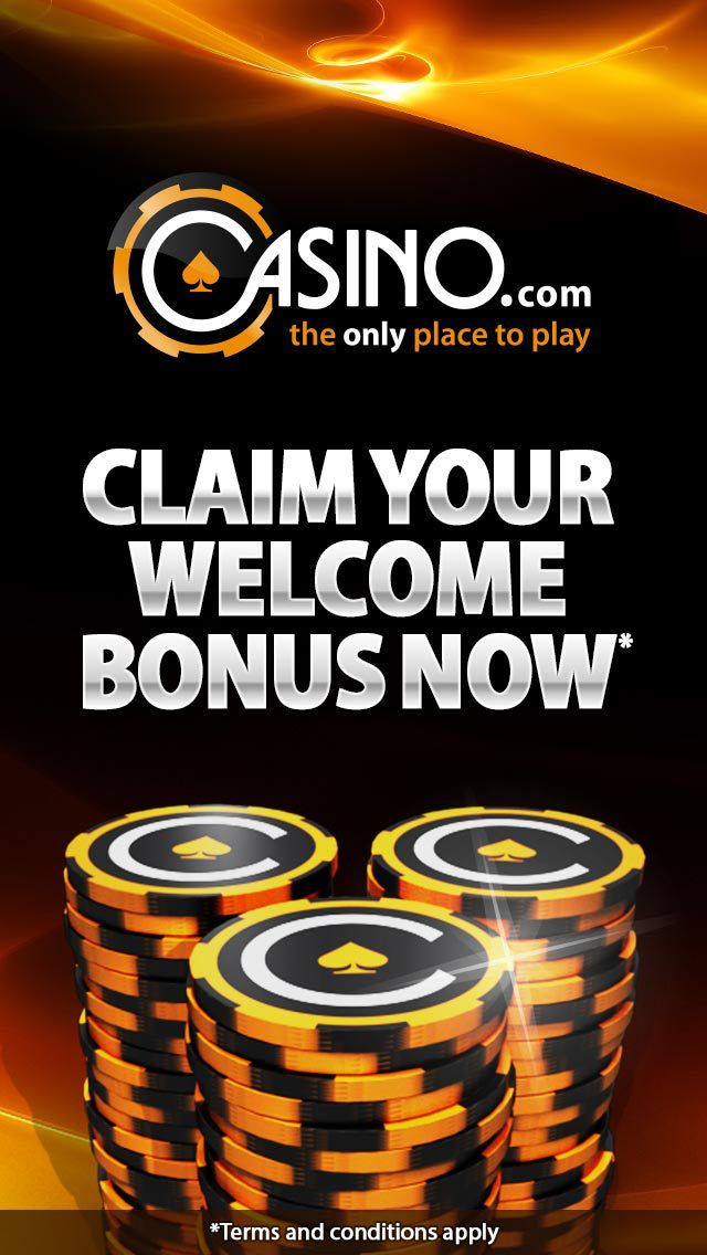 Casino.com - Play real money casino games – Online Slots, Blackjack and Roulette