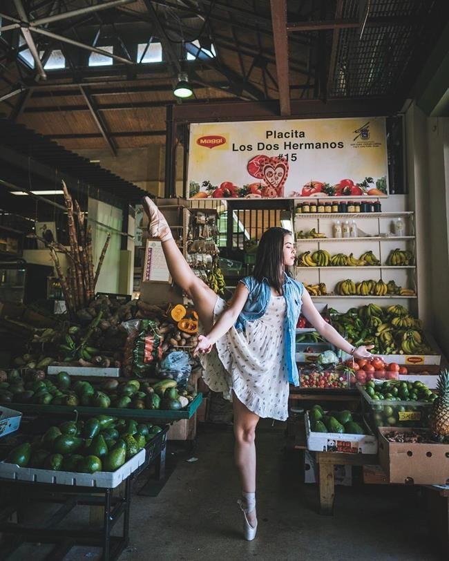 Danscıları Şehrin Spontan Gidişatında Fotoğraflayan Sanatçı Omar Z. Robles'ten İkinci Seri Sanatlı Bi Blog 8