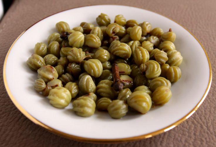 Codziennik Kuchenny - proste przepisy na niecodzienne potrawy: Polskie kapary - marynowane owoce nasturcji