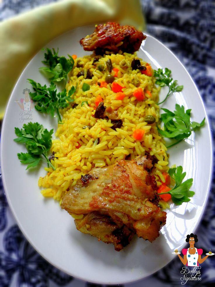 Nigerian Food Recipes Fried Rice