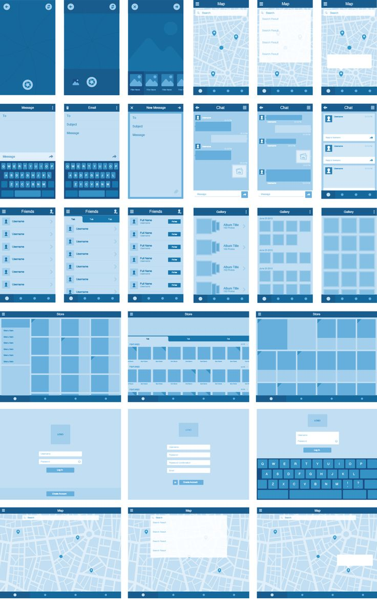 Wireframe Kit Over 70 templates and 300 UI elements for web, tablet and mobile devices to help speed up your UX workflow. Delivered in .AI vector format.