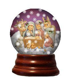 Gify szopki Magia Świąt Bożego Narodzenia, Życzenia Świąteczne, Życzenia Bożonarodzeniowe