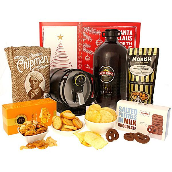 Buy Tap King Christmas Beer Hampers Online: First Class Hampers, Melbourne, Sydney & Australia-wide