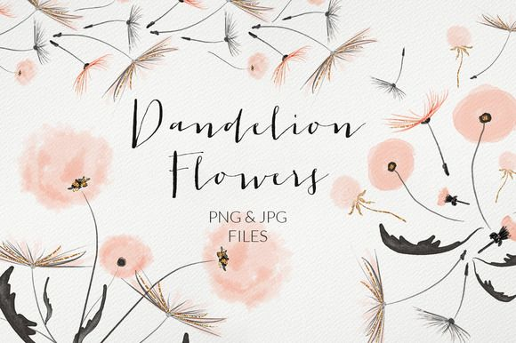 Check out Dandelion by Webvilla on Creative Market