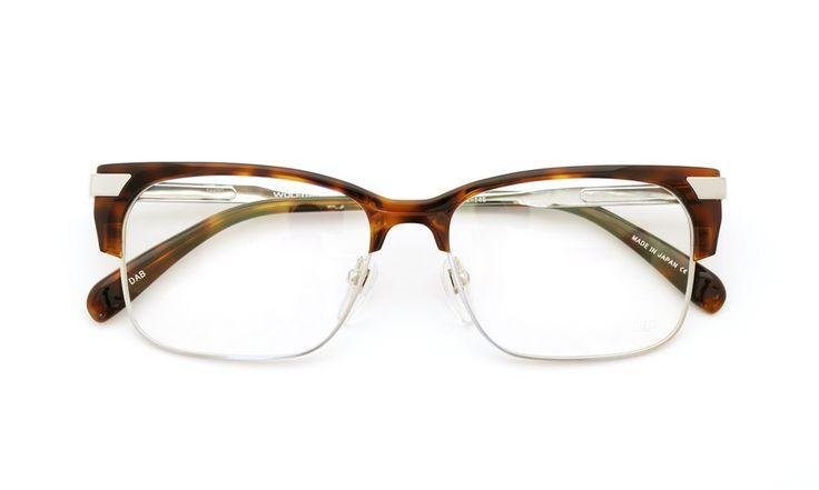 WOLFGANG PROKSCH [WP-1406 DAB Ti]   2014 S/S   optician   ponmegane