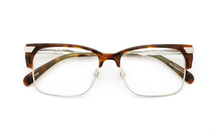 WOLFGANG PROKSCH [WP-1406 DAB Ti] | 2014 S/S | optician | ponmegane