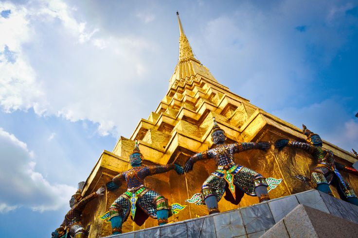Grand Palace, #Thailand. www.quynhle.com
