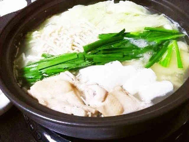 タッカンマリ★(韓国風水炊き鍋)の画像