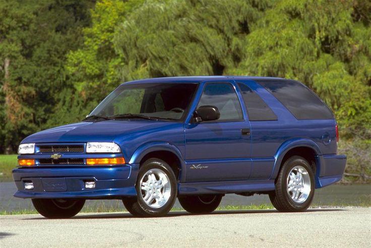 2001 Chevrolet S10 Blazer Xtreme