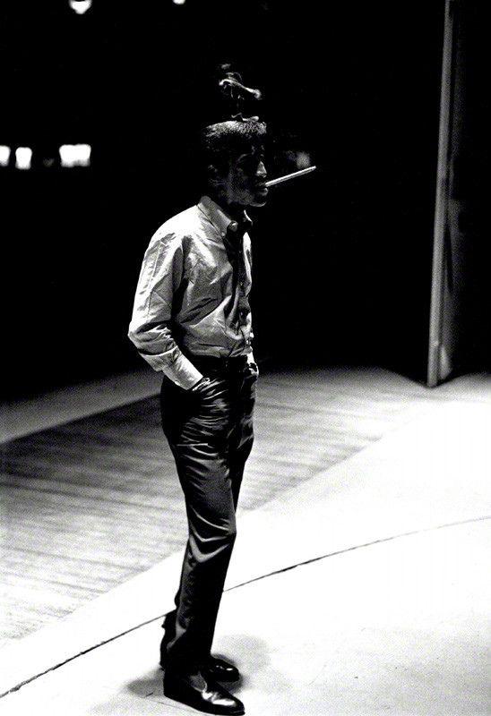 Sammy Davis, Jr. by Terry O'Neill.  People That Matter