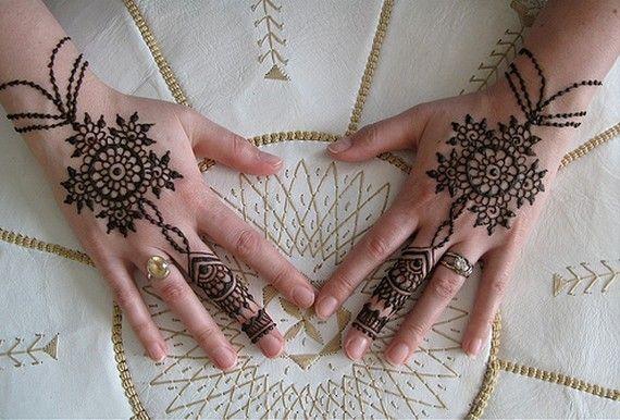 Arabic Mehndi Free: Simple Henna Designs