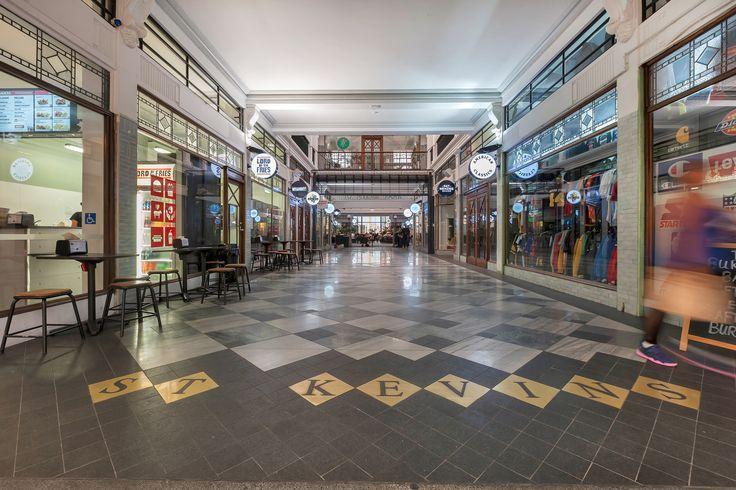 St Kevins Arcade - Auckland