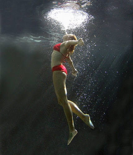 Eric Zener Water  -  Immersion