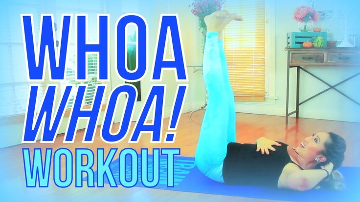 WHOA WHOA!!! Whole Body Workout by POP Pilates--- I loved everything about this video! The moves were new and challenging. It got me sweating! And Cassey's energy is so positive and upbeat. Love her!!