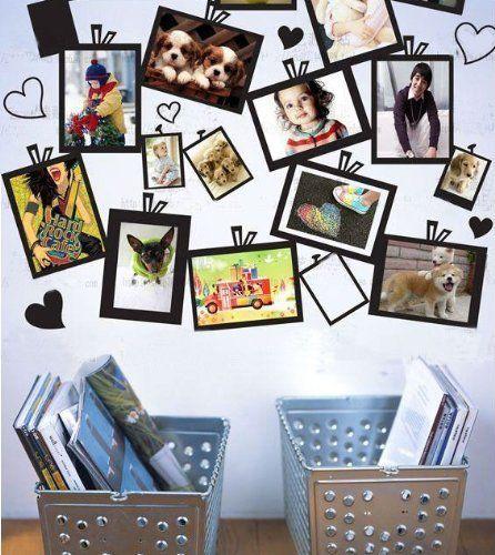 ウォールステッカー 写真 壁 展示 アルバム 壁紙シール ウォールシール (黒) by GP, http://www.amazon.co.jp/dp/B00C0BIX10/ref=cm_sw_r_pi_dp_.rjbsb0G2SN9T
