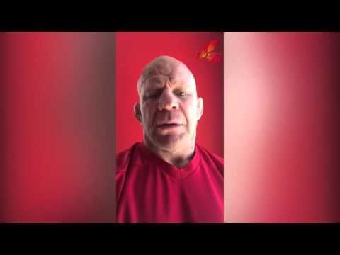 UFC Vet Jeff Monson The New Spokesperson For Russia's Communist Party