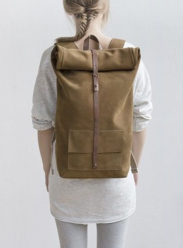 Mum and Co backpack
