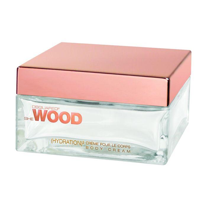 parfuemerie.de Dsquared2 Perfumes She Wood Body Cream (200 ml): Category: Pflegeprodukte > Körper > Körperpflege Item number:…%#kosmetik%