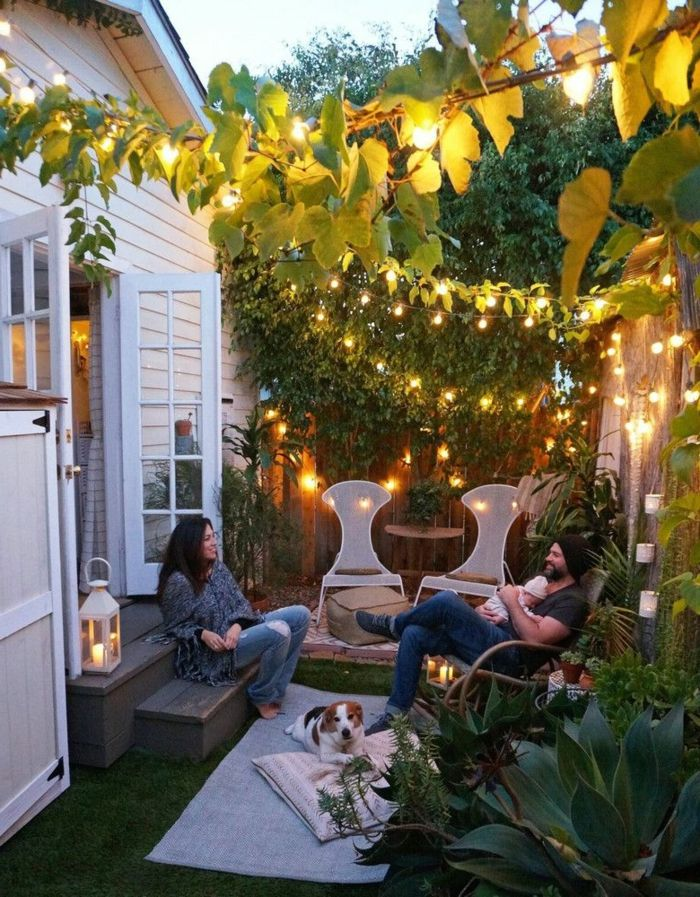 1001 Ideas Sobre Como Decorar Un Jardin Pequeno Jardin Y