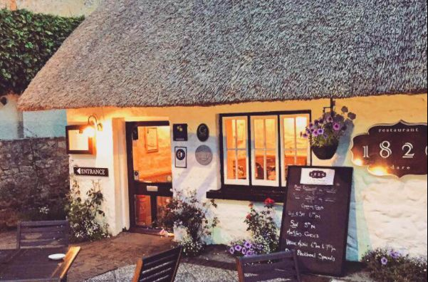 This Irish Restaurant Has Been Announced The Bord Bia 'Just Ask' Restaurant of the Year 2017