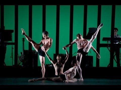 ▶ Carbon Life - Wayne McGregor and Mark Ronson - Royal Ballet LIVE - YouTube