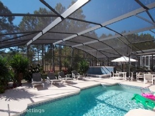 Pool Area @ Highlands Reserve Orlando