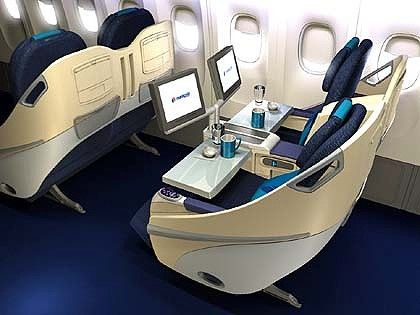 malaysia airlines business class seats cabins. Black Bedroom Furniture Sets. Home Design Ideas