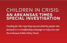 Arkansas's child welfare system discriminates against relatives of neglectful or abusive parents | Cover Stories | Arkansas news, politics, opinion, restaurants, music, movies and art