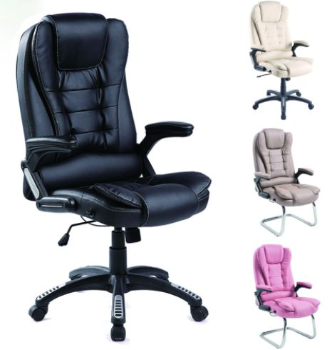 Modern Elegant Reclining Office Chair Ergonomic