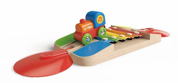 Hape - melodie xylofonu