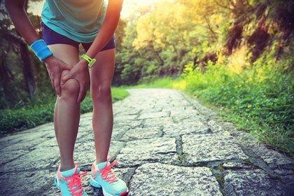 ¿Por qué me duele la rodilla al hacer deporte?