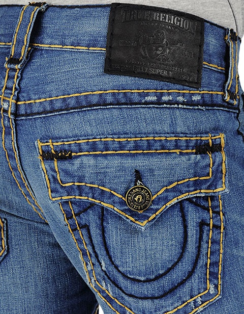 Cheap True Religion Jean Jacket For Men