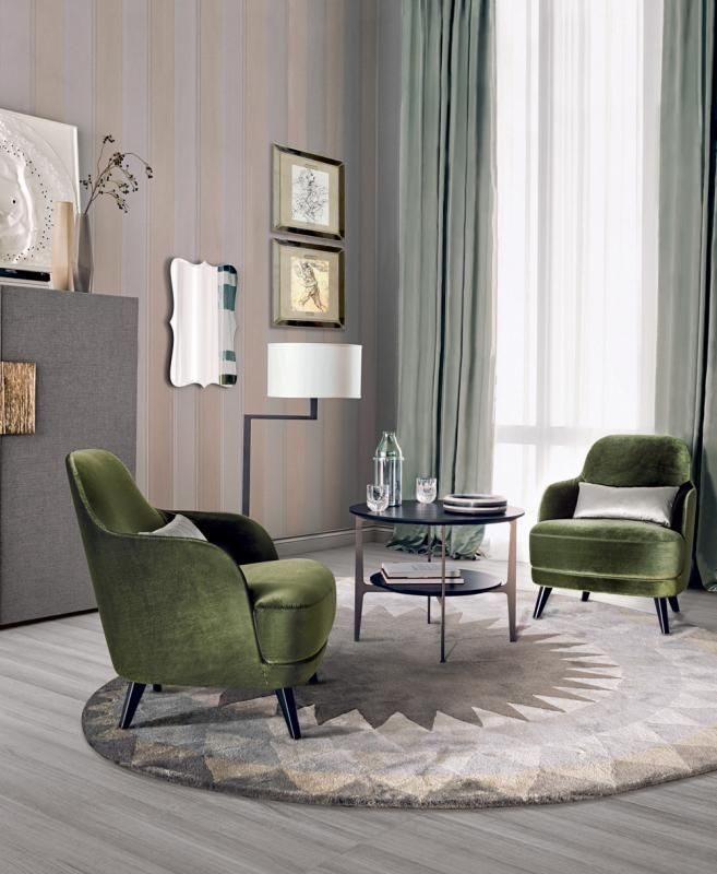 Armchairs - Collection - Casamilano Home Collection - Italy